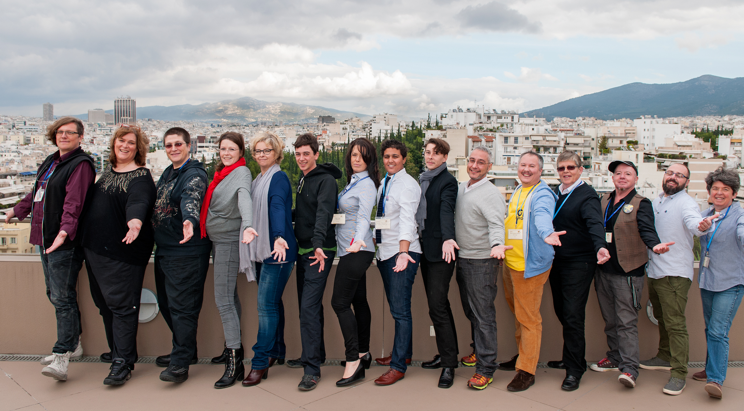 European Intersex Meeting 2015 in Athens, Greece