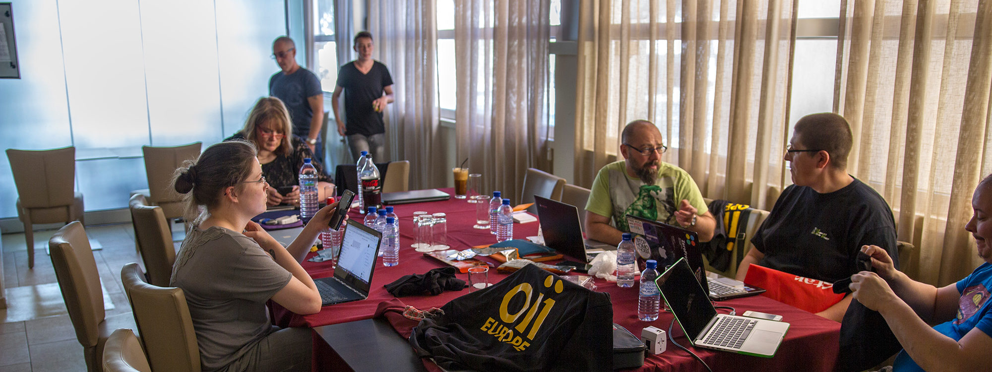 OII Europe Steering Board meeting in Nikosia 2016